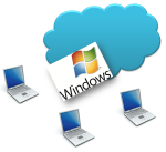 Windows-from-the-cloud
